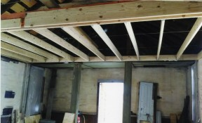 Ceiling restoration061