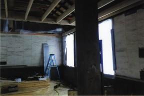 Ceiling restoration063