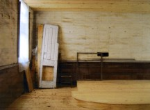 New altar identical to the original