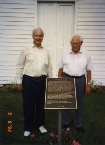 James Kestol and Roy Henderson