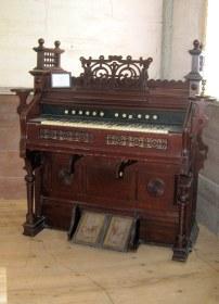 Estey Pump Organ donated by Bethel United MethodistChurch, Elkhorn, Wisconsin