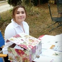 Alexandra Kestol Selling Cards